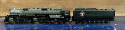 AU646.27 • Buy N Scale Athearn 4-6-6-4 Challenger Custom Great Northern GN 2031 Steam Engine