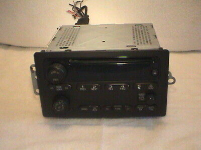 $129 • Buy Unlocked! 03 04 05 06 Chevy Sierra Tahoe Yukon Silverado Stereo Radio CD Player