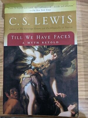 £5 • Buy Till We Have Faces C. S. Lewis