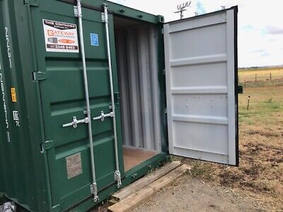 AU4500 • Buy 20 Foot Single Trip Shipping Container