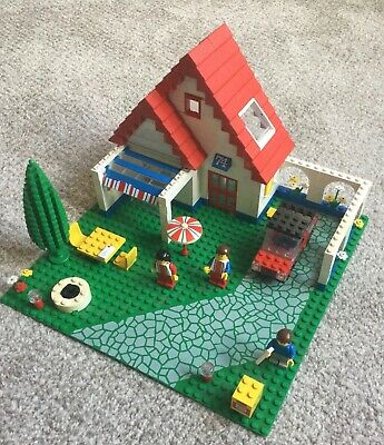 £40 • Buy Lego Holiday Home Set 6374 Vintage Town City - 1983