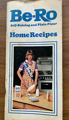 Be-Ro The 34th Edition Vintage Cookbook Recipe Book Home Recipes • 10£