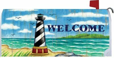 $18 • Buy Hatteras Lighthouse Magnetic Mailbox Cover