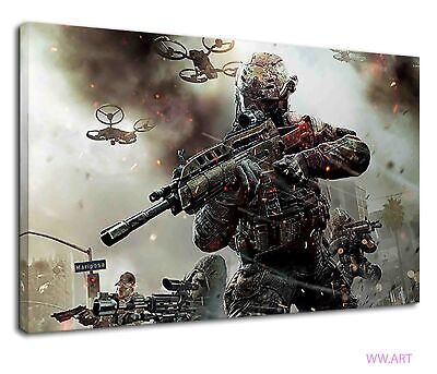 £38.99 • Buy Call Of Duty Warzone Digital Illustration Canvas Wall Art Picture Print