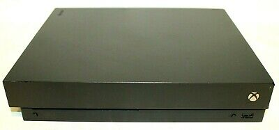 $189.95 • Buy Microsoft Xbox One X Model 1787- Console ONLY - For Parts Or Repair - As-Is