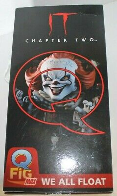 $ CDN81.45 • Buy 🔥 QMX Pennywise We All Float Q Fig Max Elite Statue Walmart Exclusive RARE 🔥