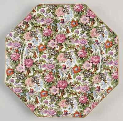 £21.82 • Buy Crown Ducal Victoria Octagonal Luncheon Plate 8948615