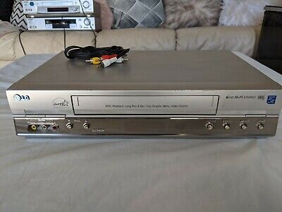 AU89.99 • Buy LG GC990W Video Cassette Player VCR VHS 6 Head Hi Fi Stereo No Remote - TESTED