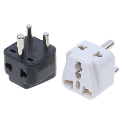 AU4.29 • Buy Travel US AU UK To India Sri Lanka/Nepal Plug Power Convertor Adapter_P1