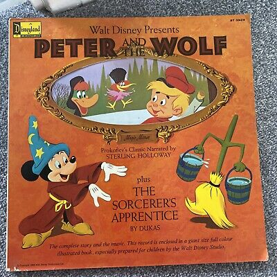 £4.50 • Buy Peter And The Wolf Vinyl