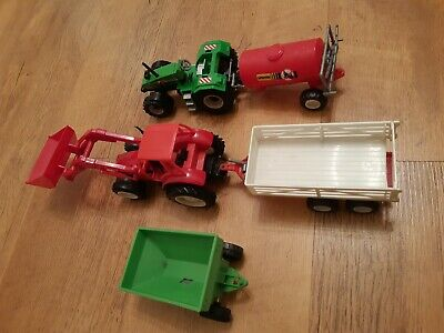 AU4.29 • Buy 5 Farm Implements 2 Tractors,2 Trailers And Sprayer