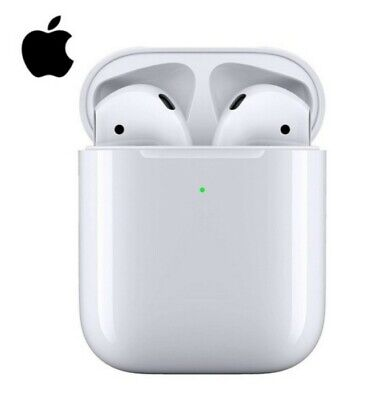 AU83.96 • Buy BOX SEALED 2021 Apple Airpods 2nd Generation HD Quality W/Wireless Charging Case