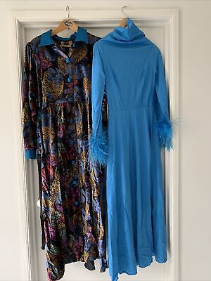 AU199.99 • Buy Bulk Lot Vintage Women's Clothing X 9 Evening Dresses Etc 70s Retro