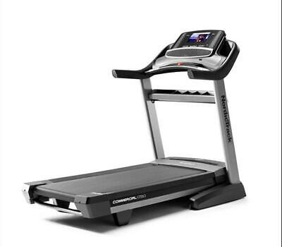 AU1500 • Buy NordickTrack  Commercial 1750 Treadmill 3.75 CHP Motor With Accessory Kit