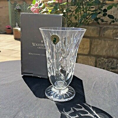 Waterford Crystal   6  Bouquet Vase • 24.95£