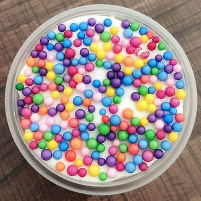 AU10.16 • Buy 60ml Slime Charms For Slime Cloud Mud Diy Balls Decoration Squeeze ToyB WH