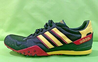 $ CDN125.31 • Buy Adidas Men's 11 Track Running Shoe Black Yellow