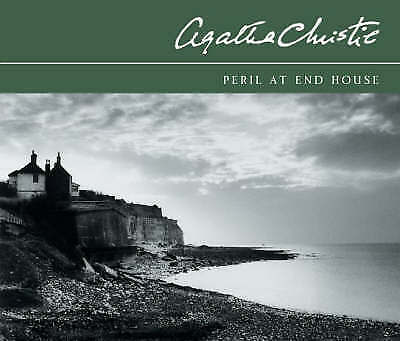 Peril At End House By Agatha Christie (3 CD-Audio Book  2006) • 2.49£