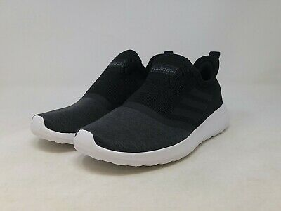 $ CDN75.19 • Buy Adidas Women's Grey/Black Lite Racer Slip On 7 US