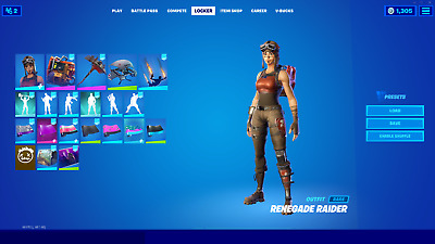 $ CDN2812.05 • Buy FN Account 256 Skins FINISHED BP Every Season Rare Renegade Raider And More PC