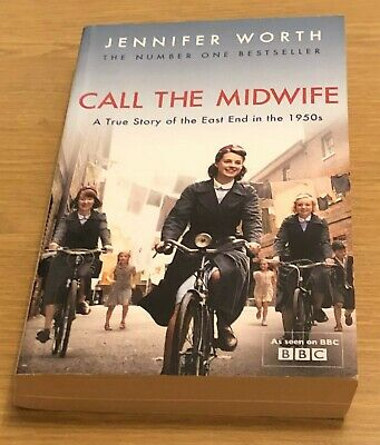 CALL THE MIDWIFE Jennifer Worth Book (Paperback) • 2.99£