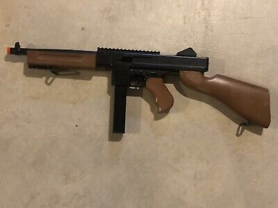 $25 • Buy Used Toy Airsoft Thompson M1A1 6mm #1244194