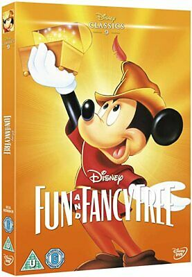£9.95 • Buy Disney Fun And Fancy Free  - With O-Ring Slipcase DVD  New Factory Sealed