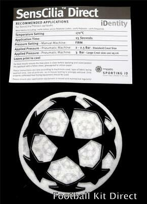£8.99 • Buy Official Champions League Starball Football Patch/Badge 2008/2020