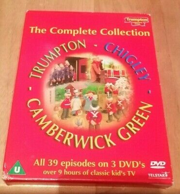 £34.99 • Buy Trumpton - Chigley - Camberwick Green. The Complete Collection [DVD] [1969]