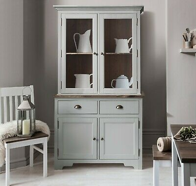 £229.99 • Buy Sideboard Cabinet Welsh Dresser Buffet In Choice Of Colours
