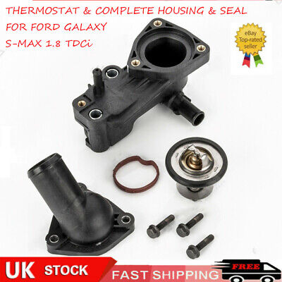 £16.99 • Buy 1.8 TDCi THERMOSTAT HOUSING For FORD FOCUS TRANSIT CONNECT GALAXY MONDEO UK