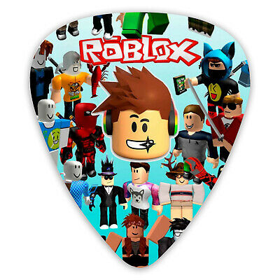$ CDN9.66 • Buy 12pcs Guitar Picks Roblox Acoustic Electric Plectrums Printed Both Sides