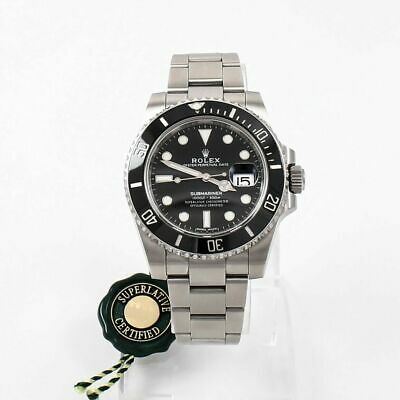 $ CDN22331.14 • Buy New Rolex Submariner Date 116610ln Box And Papers