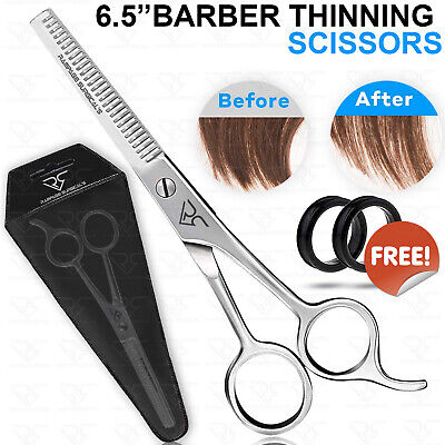 £3.98 • Buy Professional Barber Salon Hair Cutting & Thinning Scissors Shears Hairdressing
