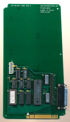 £115.16 • Buy Apple Lisa SCSI Card Kit - New PCB/Components/Assembly Info - Build It Yourself