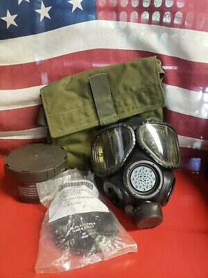$150 • Buy US Military M40 Gas Mask Size Small With Bag
