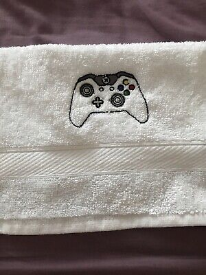 £5.99 • Buy Face Cloth With Games Controller Emblem
