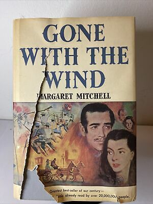 £31.07 • Buy 1936 - Gone With The Wind, 1st Book Club Edition, DJ HC - Acceptable