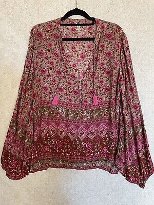 AU220 • Buy Spell & The Gypsy Collective Kombi Blouse Size M