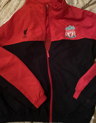 £15.99 • Buy Liverpool FC Track Suit Top , Authentic , Size XL But Also Would Fit L Mens
