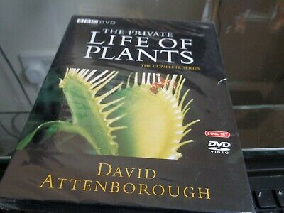 £9.99 • Buy THE PRIVATE LIFE OF PLANTS DVD BBC TV SERIES David Attenborough New Sealed UK R2