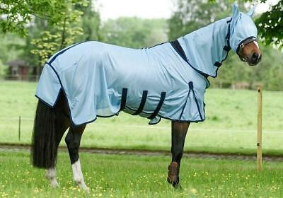 £35.99 • Buy Horse Fly Sheet Mesh Rug Bug Protection Soft Insert Wither Equine Lightweight