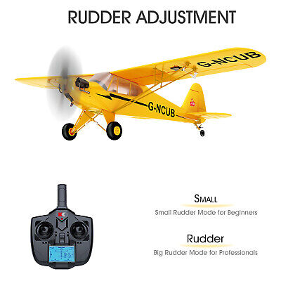 £85.99 • Buy NEW WLtoys XK A160 3D 6G RTF Airplane Aircraft RC Fixed Wing Plane 2.4G 5CH UK