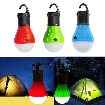 £13.36 • Buy 4Pcs Portable Camping Tent Equipment Lantern Light LED Emergency Outdoor 3 Modes