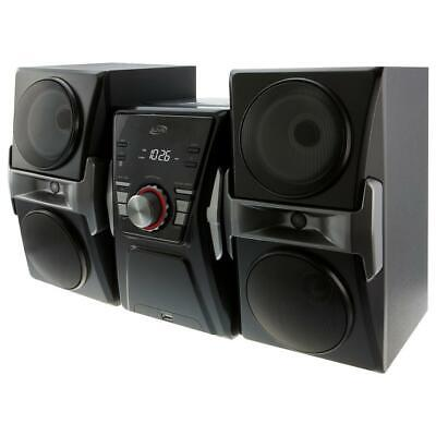 £64.96 • Buy  Bluetooth Home Music System With CD/FM Tuner And LED Lights