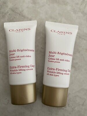 £12.49 • Buy Clarins Extra Firming Day Wrinkle Lifting Cream 30ml