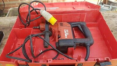 £75 • Buy Hilti TE25 Hammer Drill 110v With Case