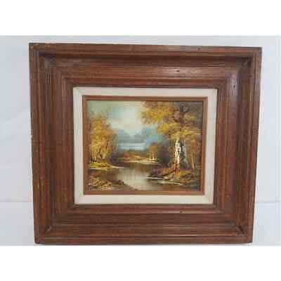 $ CDN151.19 • Buy Vintage Cantrell Naturalist Oil Painting