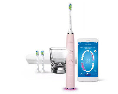 AU284.95 • Buy Philips Sonicare DiamondClean Smart Electric Toothbrush 9300 Series HX992P Pink