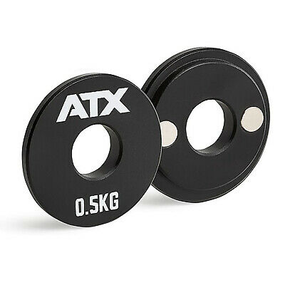 AU15 • Buy ATX® Magnetic 0.5kg Weight   // Fractional Micro Loading Add-On Plate Gym